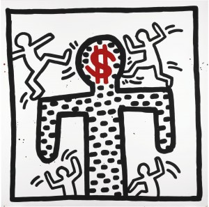 Keith-Haring-Untitled-250-350k-557k-GBP