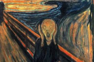 Munch-Le cri